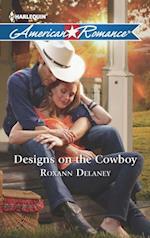 Designs on the Cowboy (Mills & Boon American Romance)