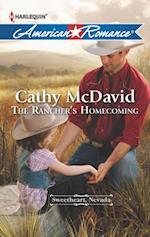 Rancher's Homecoming (Mills & Boon American Romance) (Sweetheart, Nevada, Book 1)