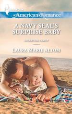 Navy SEAL's Surprise Baby