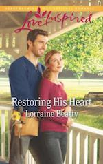 Restoring His Heart (Mills & Boon Love Inspired) af Lorraine Beatty
