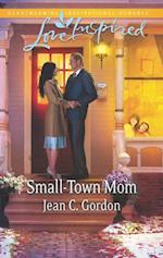 Small-Town Mom (Mills & Boon Love Inspired) af Jean C. Gordon