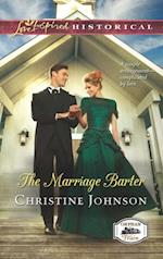 Marriage Barter (Mills & Boon Love Inspired Historical) (Orphan Train, Book 2)