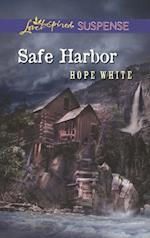 Safe Harbor (Mills & Boon Love Inspired Suspense) af Hope White