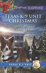 Texas K-9 Unit Christmas af Shirlee McCoy