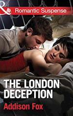 London Deception (Mills & Boon Romantic Suspense) (House of Steele, Book 2) af Addison Fox