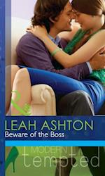 Beware of the Boss (Mills & Boon Modern Tempted)