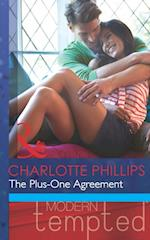 Plus-One Agreement (Mills & Boon Modern Tempted)