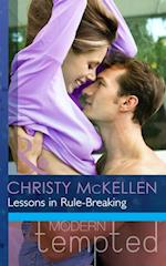 Lessons in Rule-Breaking (Mills & Boon Modern Tempted) af Christy McKellen