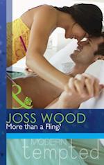 More than a Fling? (Mills & Boon Modern Tempted)