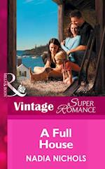 Full House (Mills & Boon Vintage Superromance) (You, Me & the Kids, Book 6) af Nadia Nichols