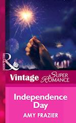 Independence Day (Mills & Boon Vintage Superromance)