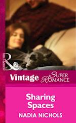 Sharing Spaces (Mills & Boon Vintage Superromance) af Nadia Nichols