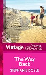 Way Back (Mills & Boon Vintage Superromance)