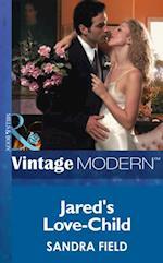 Jared's Love-Child (Mills & Boon Modern)