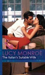 Italian's Suitable Wife (Mills & Boon Modern) (Italian Husbands, Book 8)