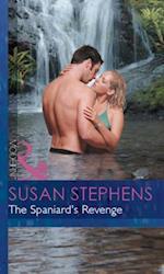 Spaniard's Revenge (Mills & Boon Modern) (Red-Hot Revenge, Book 8)