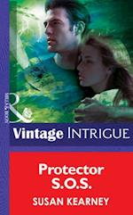 Protector S.o.s. (Mills & Boon Intrigue) (Heroes, Inc., Book 8)
