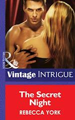 Secret Night (Mills & Boon Intrigue) (Eclipse & 43 Light Street, Book 1) af Rebecca York