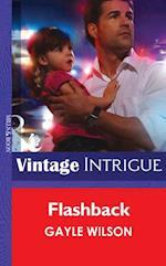 Flashback (Mills & Boon Intrigue)