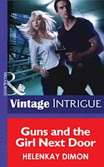 Guns and the Girl Next Door (Mills & Boon Intrigue) (Mystery Men, Book 2) af HelenKay Dimon
