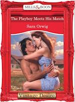 Playboy Meets His Match (Mills & Boon Desire) (Texas Cattleman's Club: The Last, Book 4)