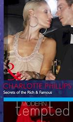Secrets of the Rich & Famous af Charlotte Phillips