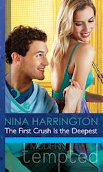First Crush Is the Deepest (Mills & Boon Modern Tempted) (Girls Just Want to Have Fun, Book 1)