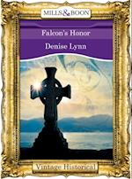 Falcon's Honor (Mills & Boon Historical)