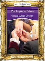 Impostor Prince (Mills & Boon Historical) af Tanya Anne Crosby