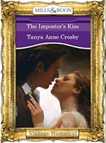 Impostor's Kiss (Mills & Boon Historical) af Tanya Anne Crosby
