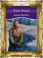 Winter Woman (Mills & Boon Historical) (The Lordly Claremonts, Book 2)