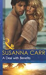 Deal with Benefits (Mills & Boon Modern) (One Night With Consequences, Book 2)
