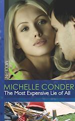 Most Expensive Lie of All (Mills & Boon Modern)