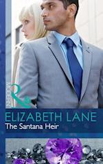 Santana Heir (Mills & Boon Modern) (Billionaires and Babies, Book 36)