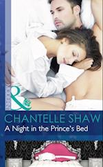 Night in the Prince's Bed (Mills & Boon Modern)