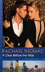 Deal Before the Altar (Mills & Boon Modern)