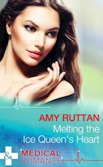 Melting the Ice Queen's Heart (Mills & Boon Medical) af Amy Ruttan