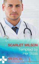 Tempted by Her Boss (Mills & Boon Medical)