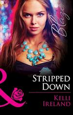 Stripped Down (Mills & Boon Blaze) (Pleasure Before Business, Book 1) af Kelli Ireland