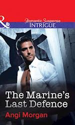 Marine's Last Defence (Mills & Boon Intrigue) af Angi Morgan