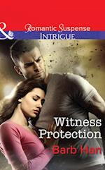Witness Protection (Mills & Boon Intrigue) (The Campbells of Creek Bend, Book 1)