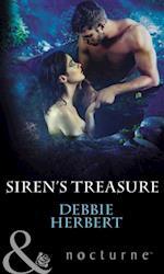 Siren's Treasure (Mills & Boon Nocturne) af Debbie Herbert