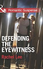 Defending the Eyewitness (Mills & Boon Romantic Suspense) (Conard County: The Next Generation, Book 18)