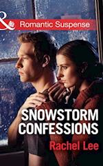 Snowstorm Confessions (Mills & Boon Romantic Suspense) (Conard County: The Next Generation, Book 19) af Rachel Lee