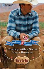 Cowboy With A Secret af Pamela Browning