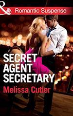 Secret Agent Secretary (Mills & Boon Romantic Suspense) (ICE: Black Ops Defenders, Book 2) af Melissa Cutler