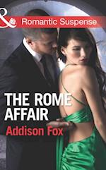 Rome Affair (Mills & Boon Romantic Suspense) (House of Steele, Book 3) af Addison Fox