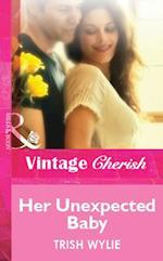 Her Unexpected Baby (Mills & Boon Cherish)