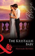 Kristallis Baby (Mills & Boon Blaze)