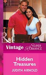Hidden Treasures (Mills & Boon Vintage Superromance)